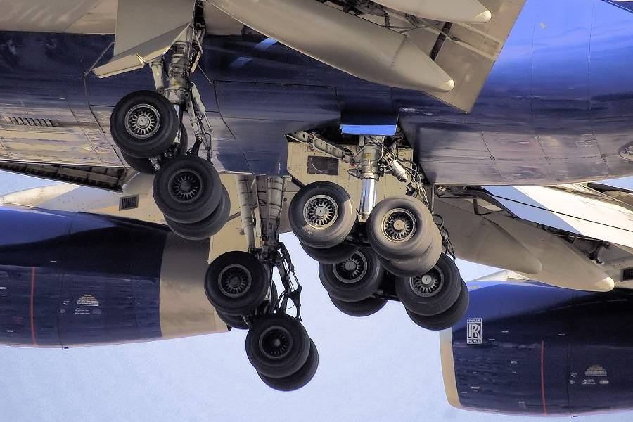 Landing Gear Bogies – A Humble But Vital Innovation!