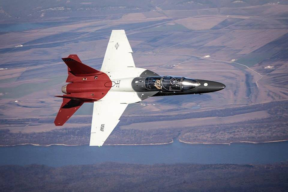 Boeing T-7A Red Hawk Trainer Key For Next Airliner?