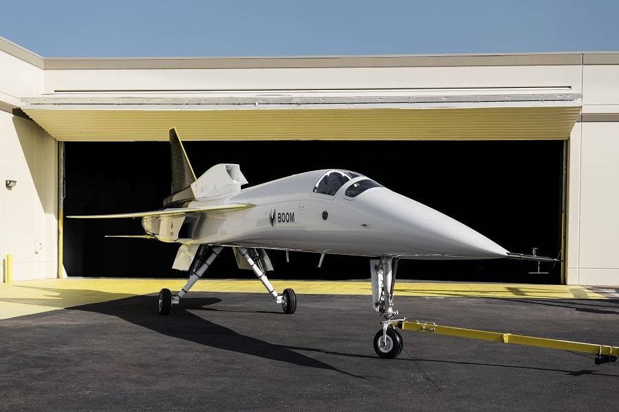 Boom – Supersonic Travel Will Become Affordable!