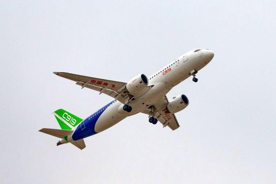 C919 Facing Delays In Certification And Service Entry?