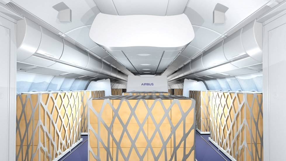 Lufthansa Technik: Cargo In Cabin AFTER The Pandemic?