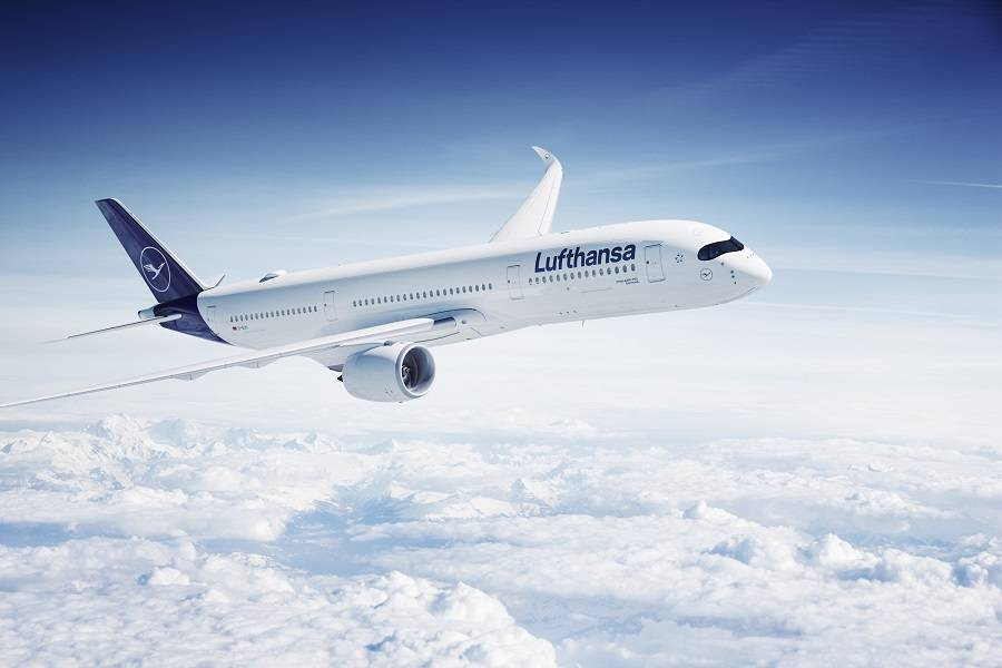 Lufthansa Orders More Widebodies: 787 and A350!