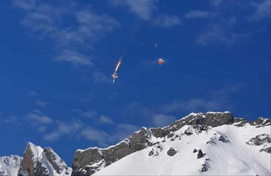 Swiss Air Force Fighter Jet Crashes, Pilot Safe