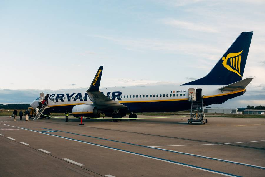 Ryanair Flight Diverted After Bomb Threat Hoax