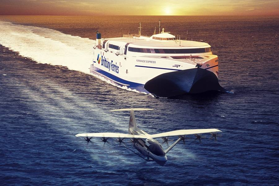 REGENT Seaglider: Is It A Plane Or A Ship?