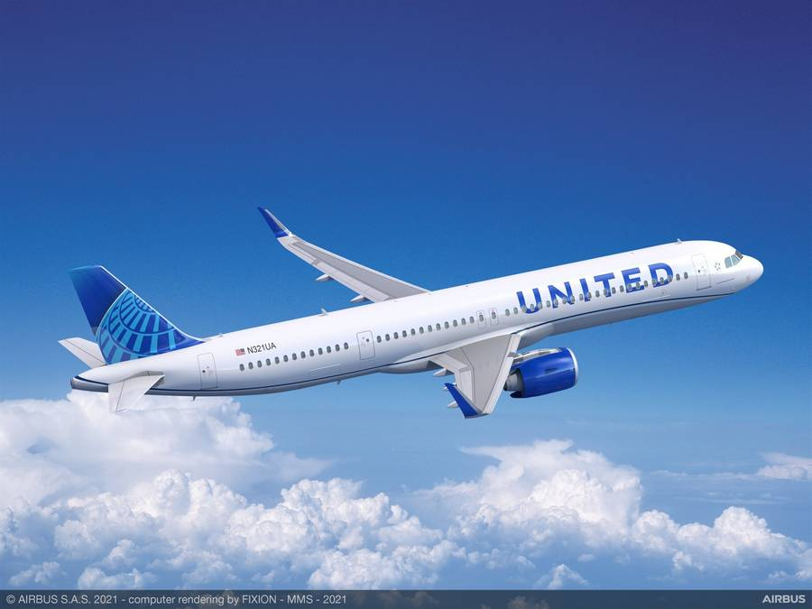 BREAKING: 270 New Boeing And Airbus Jets For United!