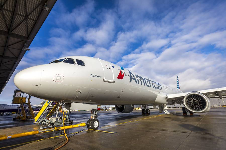 American Airlines – A321XLR To Fly Transatlantic Routes