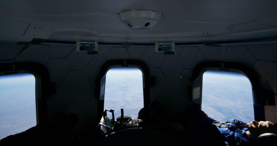 Blue Origin Space Ride Bid Reaches $28 Million!