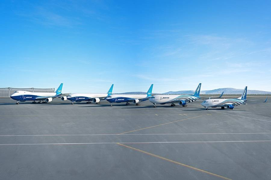 Airbus Reversing The Boeing Freighter [near] Monopoly?