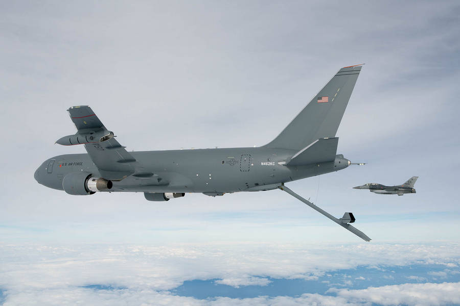 Airbus Vs Boeing: This Time It's… Military (Tankers)!