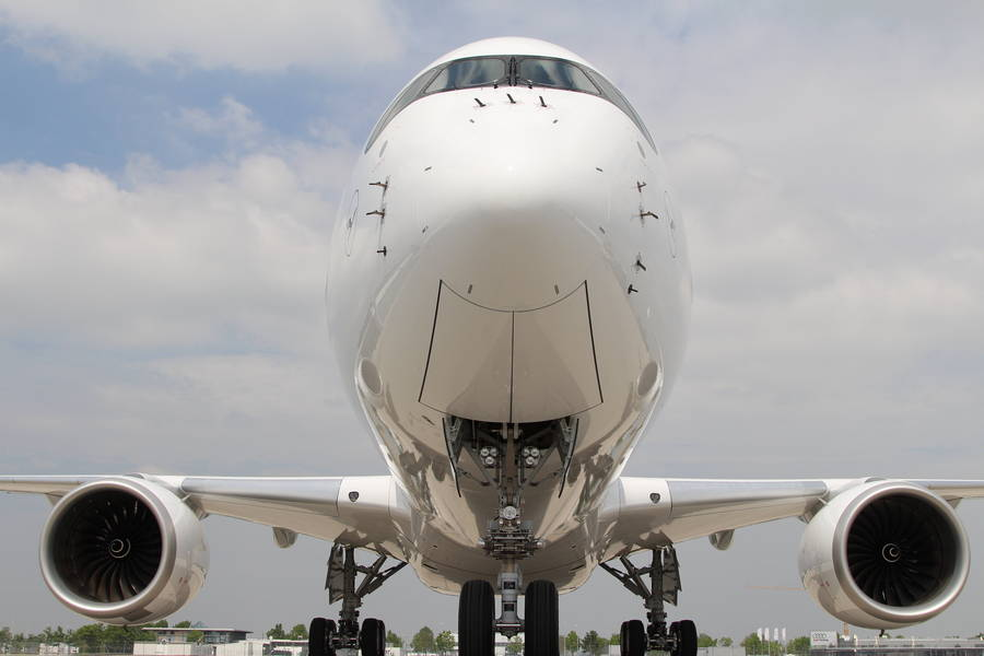 INCIDENT: The Unusual Journey Of A Lufthansa A350