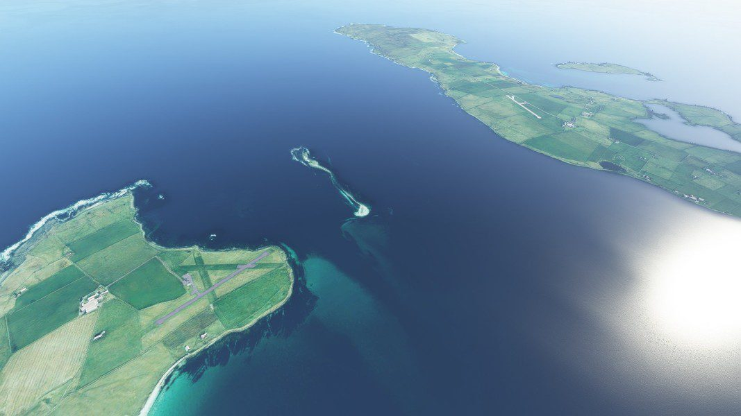 Orkney and its Airports: A Brief Tour