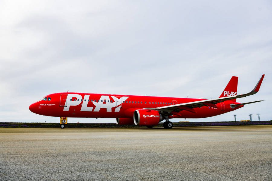 They're Off! Iceland's PLAY Operates First Flight