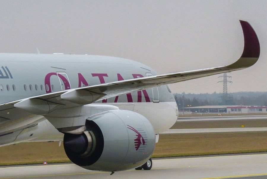 Qatar Grounds 13 Airbus A350s Due To Surface (?) Issues!