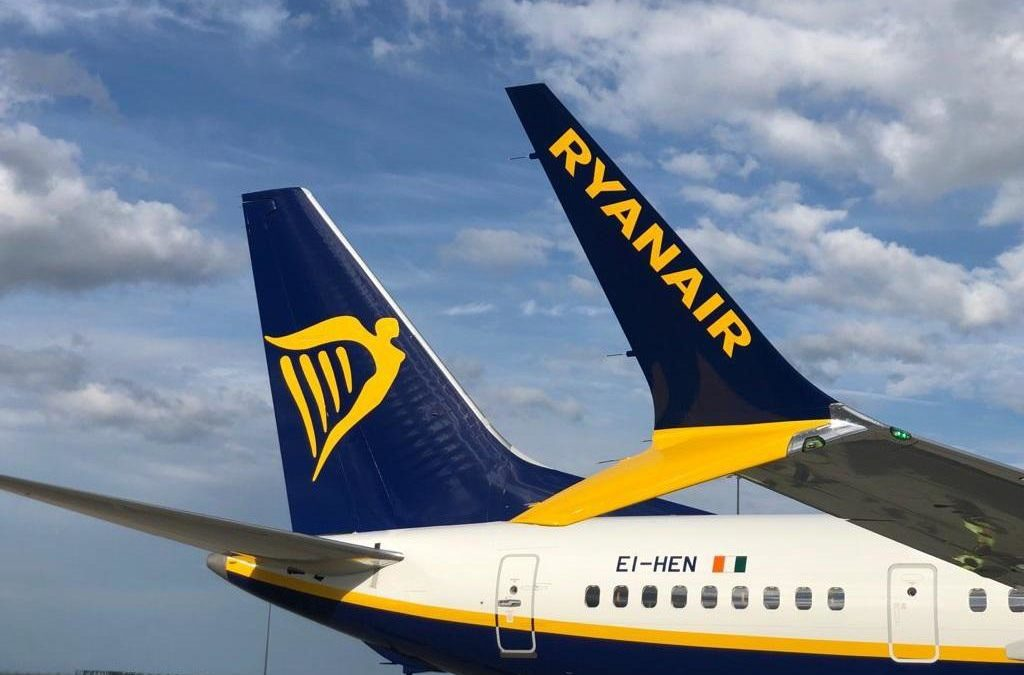 First Ryanair 737 MAX 8-200 Arrives In Ireland!