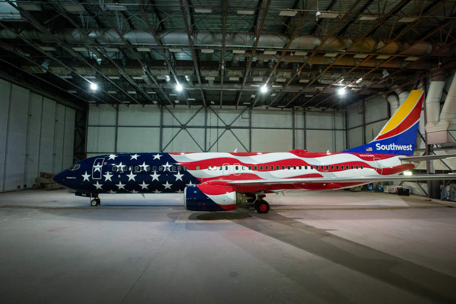 Southwest Airlines: 50 Years Young, And Celebrating!