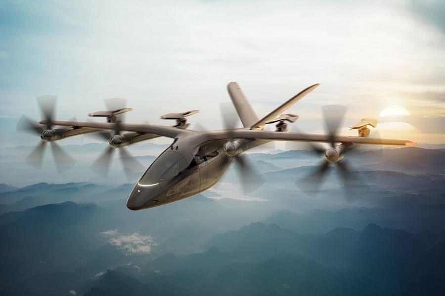 Vertical Aerospace: Deals For 750 eVTOL Aircraft!
