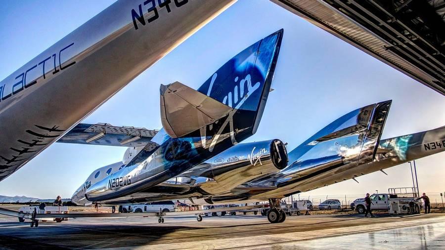 FAA Grounds Virgin Galactic Over Flight Deviation!