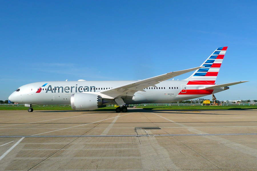 INCIDENT: American Airlines – Aer Lingus Ground Collision