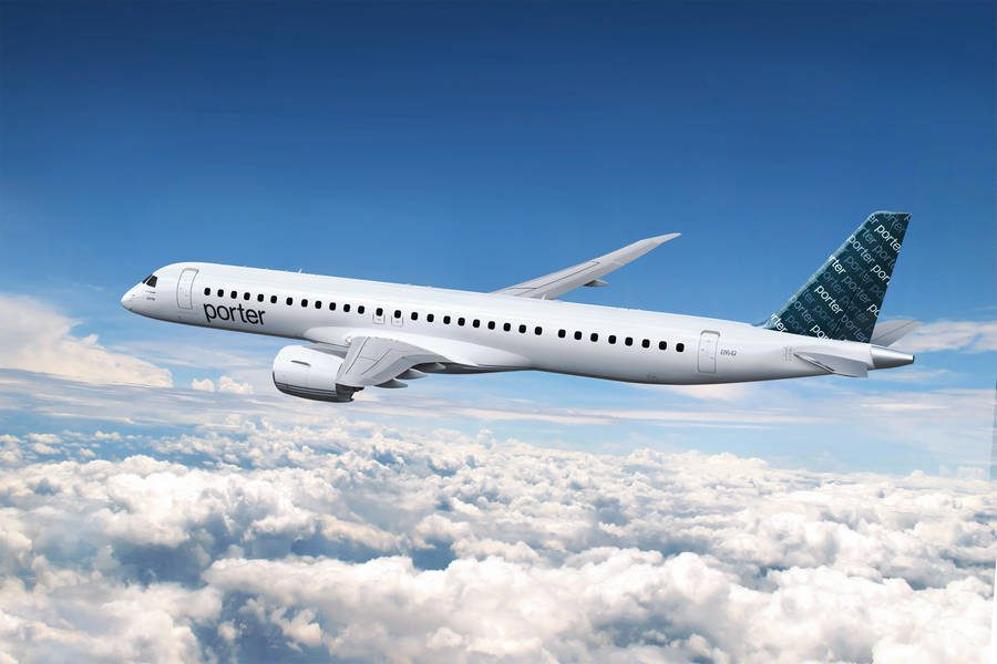Embraer – First E2 Jet Order In North America