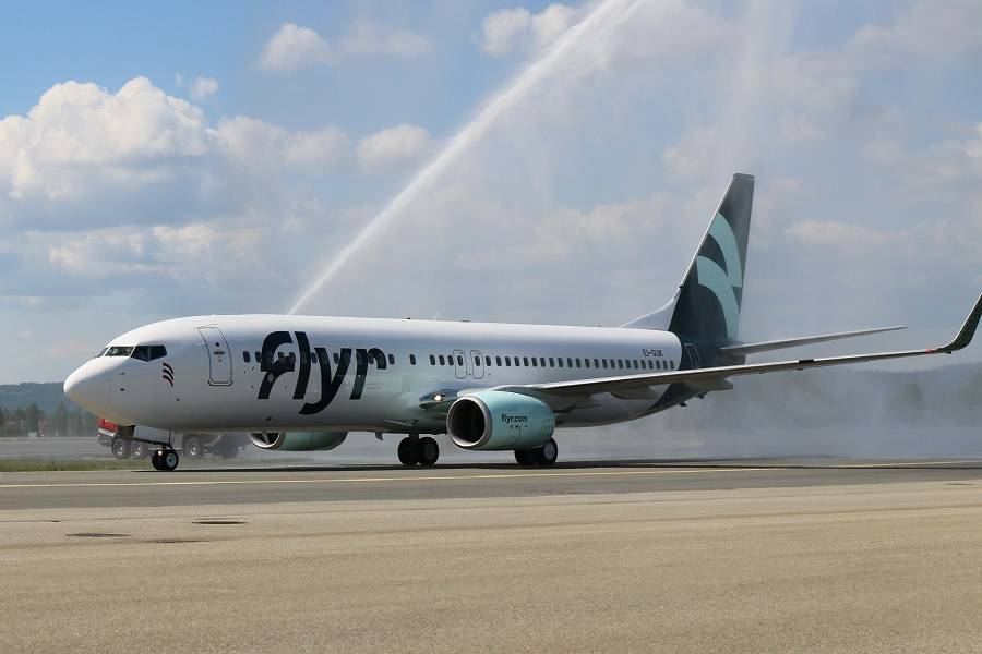 Flyr In Norway Orders Six 737 MAX Aircraft From Lessor