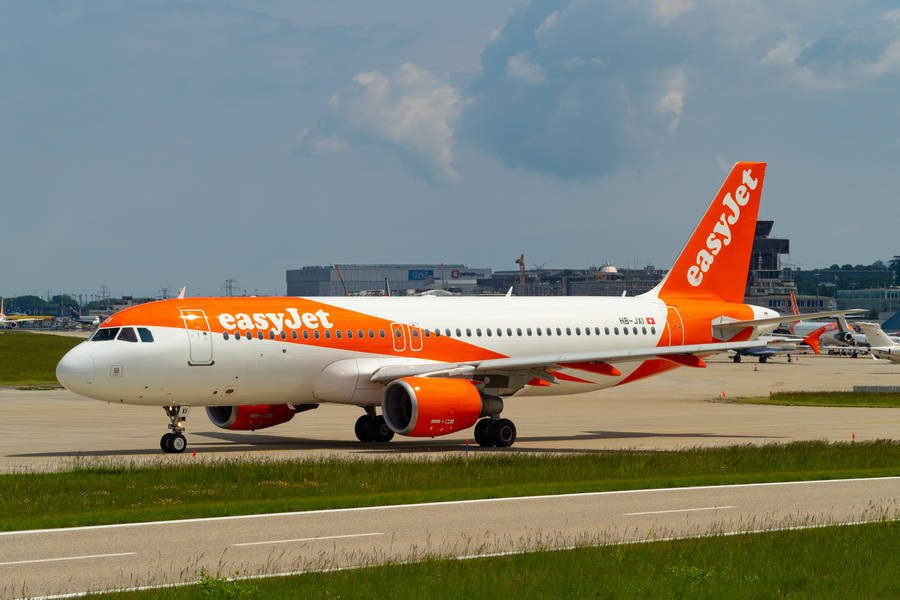 INCIDENT: easyJet Near-Collision During Take-Off Roll!