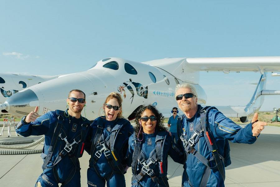 Richard Branson Goes To Space – And You Could, Too!