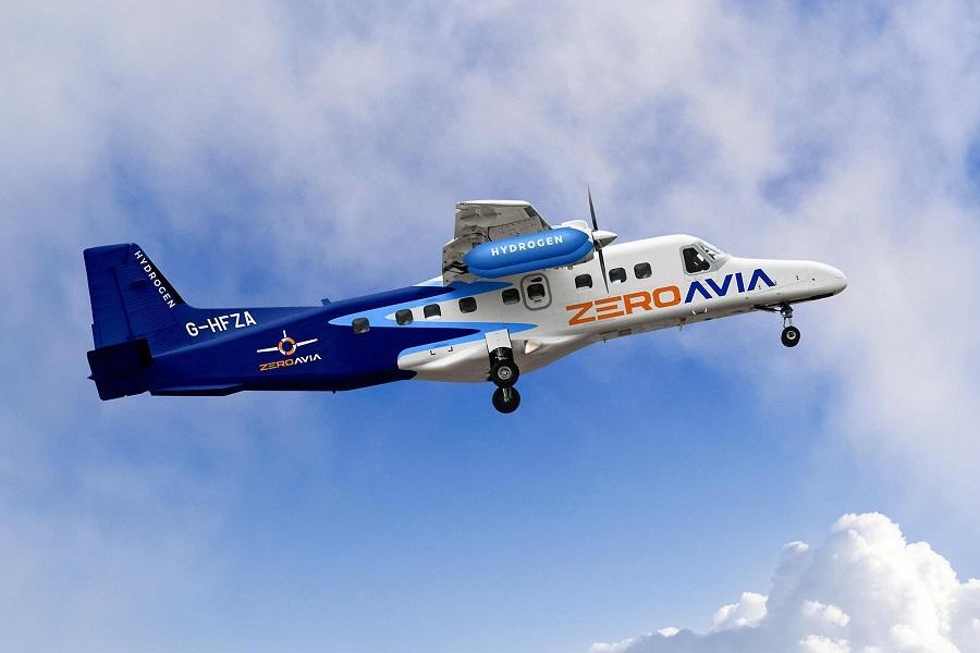 ZeroAvia – Hydrogen Testing Scales Up To The Dornier 228