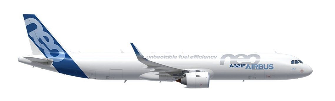 SHOCK: Airbus Preparing An A321neo Factory Freighter?