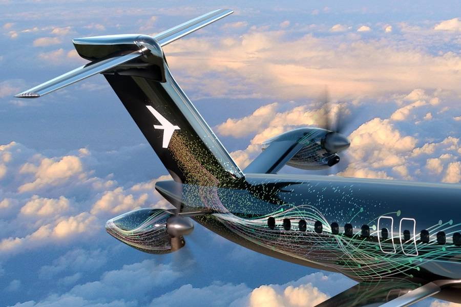 Embraer – New Turboprop Concept Revealed!