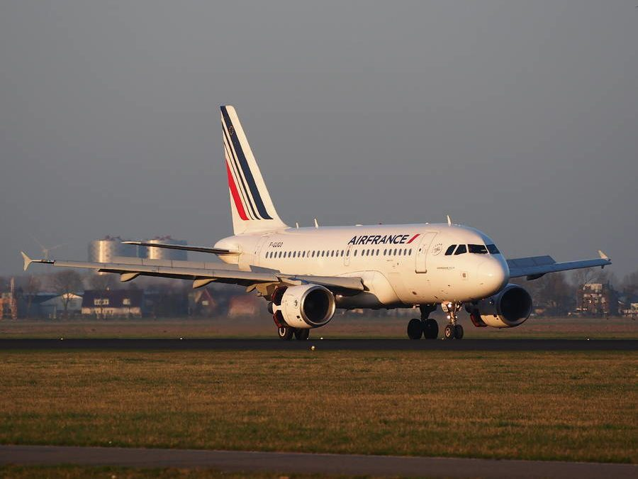 INCIDENT: Air France A318 Lands With Smoke In Cabin
