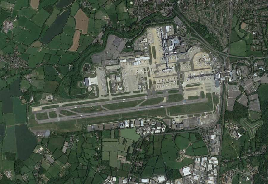 Gatwick Revives Plan To Activate Second Runway