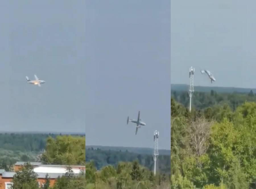 CRASH: Ilyushin Il-112V Prototype Lost With 3 On Board