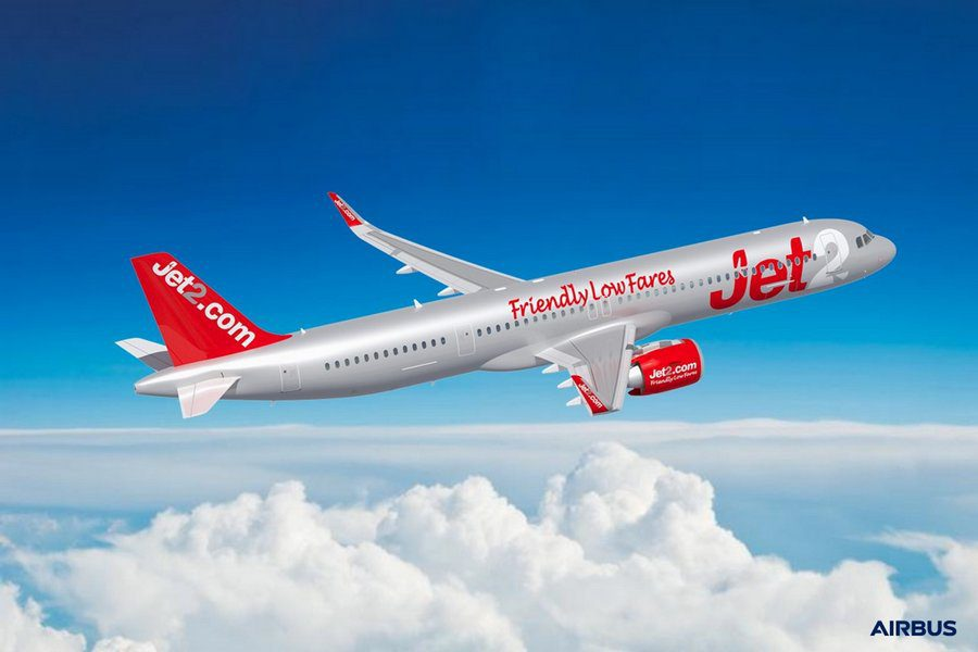 Jet2 Adds 15 A321neo Aircraft To Its Recent Order