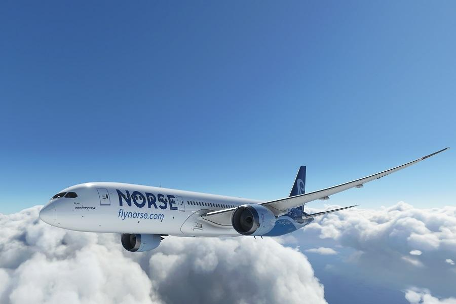Norse Atlantic Livery Revealed, Brand Launched!