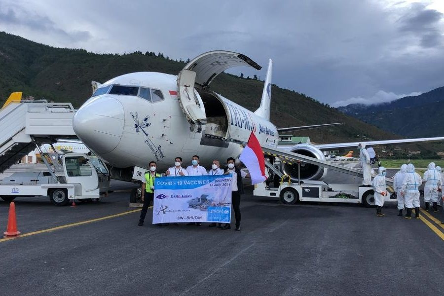 INCIDENT: Paro Bhutan 737 Unstabilized Approach!
