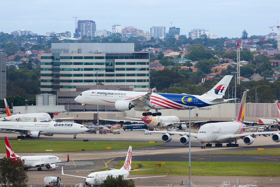 Airline Staff in Asia, Oceania Show High Vaccine Uptake