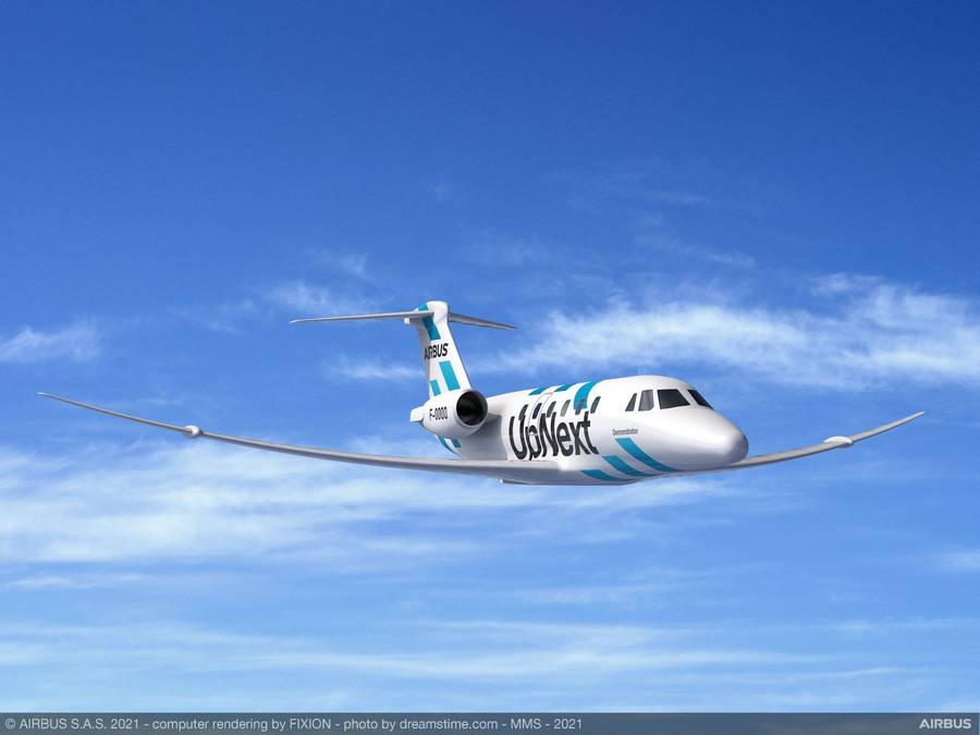"""Wing of Tomorrow – Airbus Fuels A320 """"Rewing"""" Theories?"""