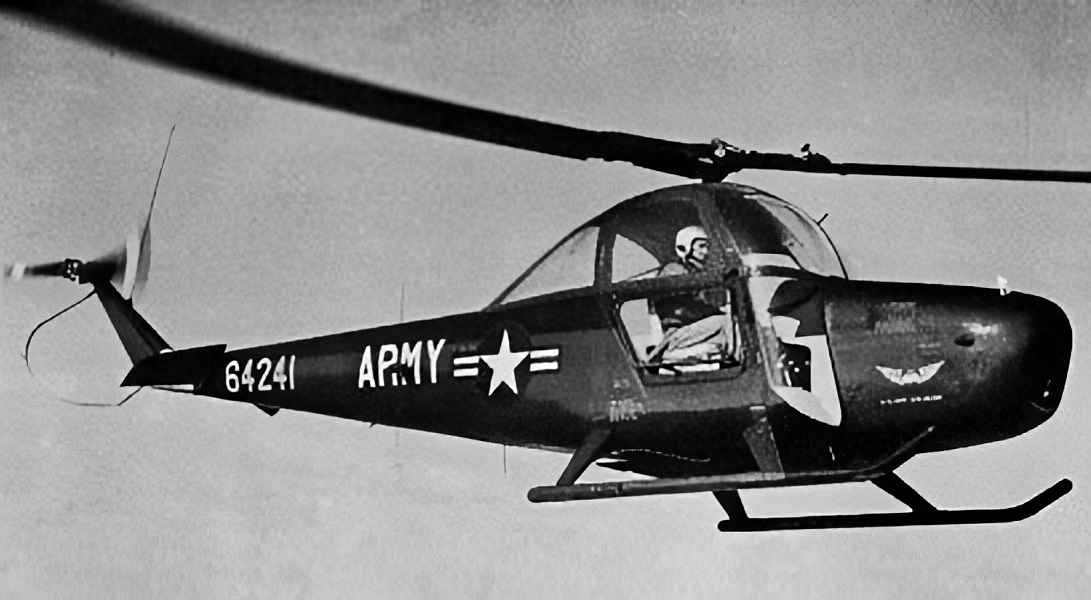 CH-1 Skyhook – A Cessna Helicopter?