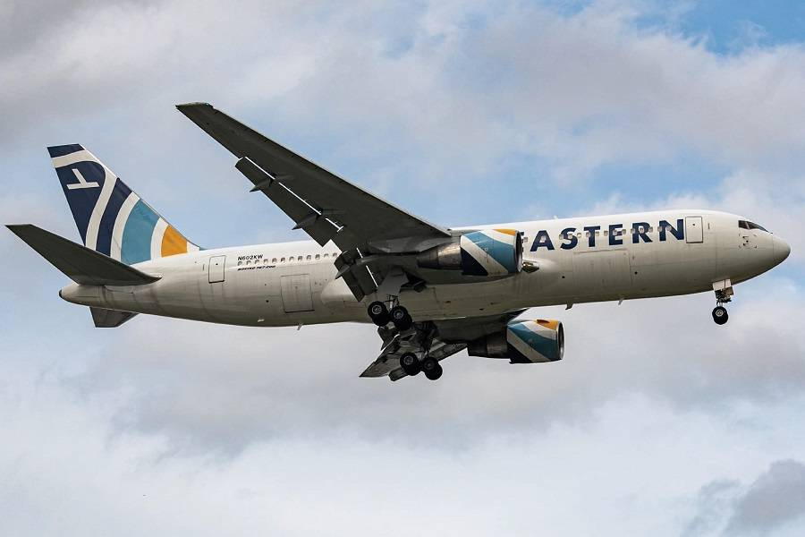 Eastern Airlines Acquires 35 777s For Cargo Conversion?