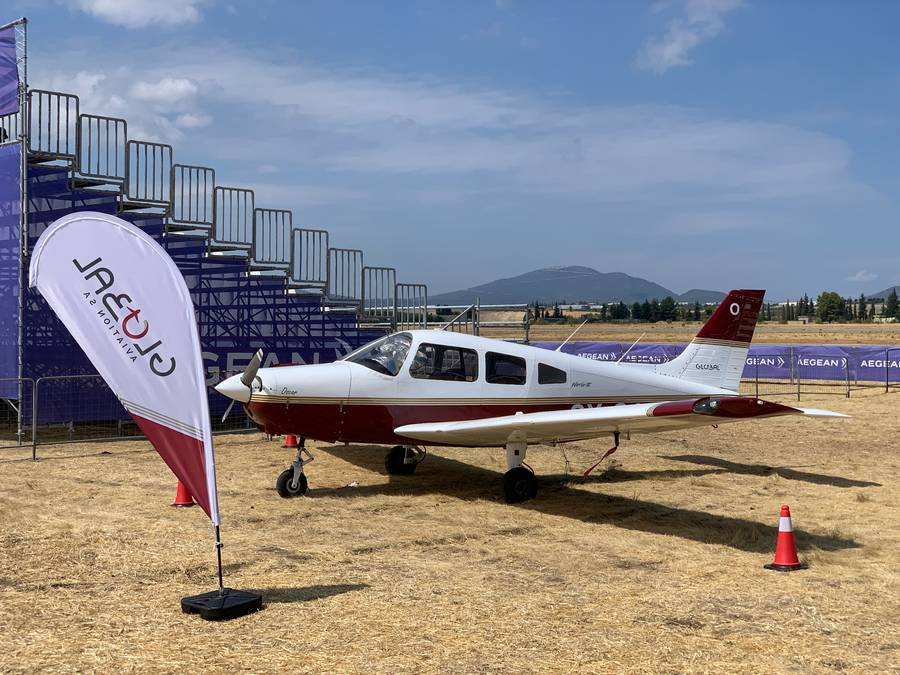 Air Show – AFW 2021, Day 1: Static Displays