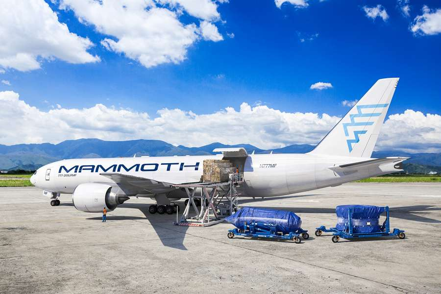 Mammoth Joins The 777 Freighter Conversion Scene?