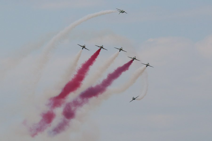AFW 2021 Air Show, Day 2: Flying Performances