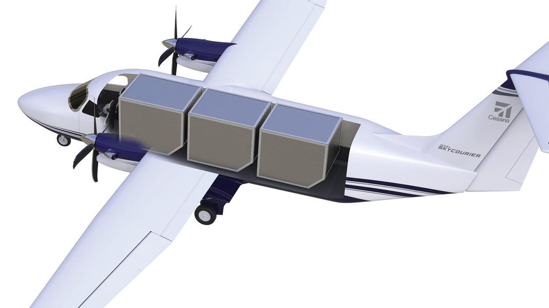 Cessna SkyCourier – The Next Classic Twin Turboprop?