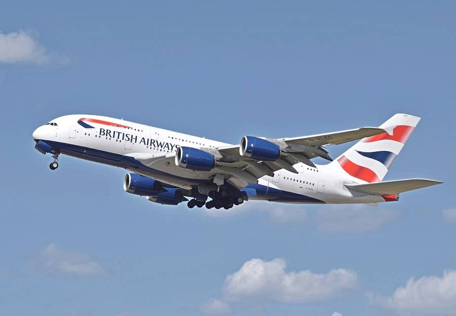 British Airways – A380 In Short-Haul Training Flights!