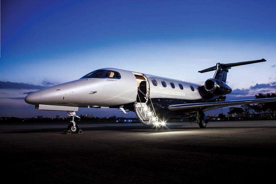 Embraer – NetJets 100 Business Jet Sale Boosts Finances